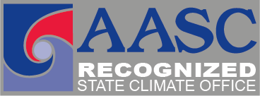 American Association of State Climatologists Logo